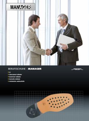 ESD - Berufschuhe - Manager