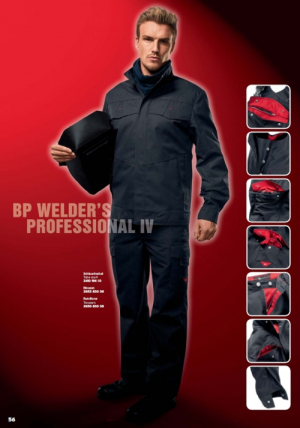 BPROTECTED - WELDER´S PROFESSIONAL IV
